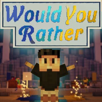 Would You Rather | Game Show Minigame | 2-11 players | Realms Map | 1.16.4/1.16.5 | By Command Realm Minecraft Map & Project