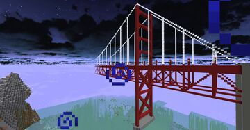 The Saint Varetti's Bridge Minecraft Map & Project