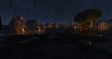 Valley Spawn Minecraft Map & Project