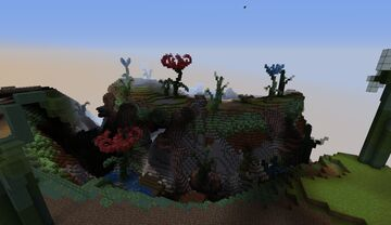 Red Lily Spider Timelapse Minecraft Map & Project