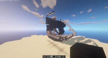 Another Ship Minecraft Map & Project