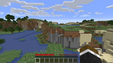 The Title Screen World Minecraft Map & Project