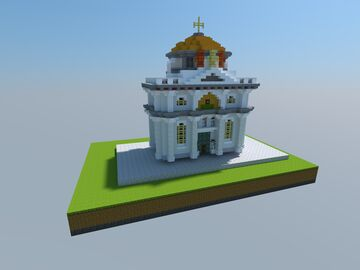Great Palace of Constantinople: Chalke Gate Minecraft Map & Project