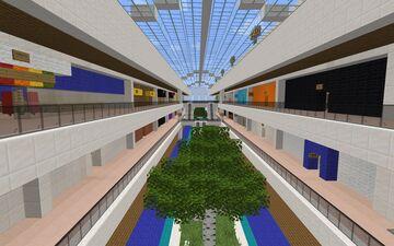 Lapis Mall Minecraft Map & Project