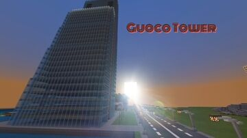 Guoco Tower Minecraft Map & Project