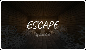 Escape [1.16.4] Minecraft Map & Project