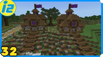 Manor Storage House Minecraft Map & Project