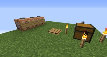Skyblock v0.1(To be continue) 1.15.2 Minecraft Map & Project