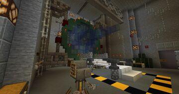 SGC - Stargate (Secret) Minecraft Map & Project