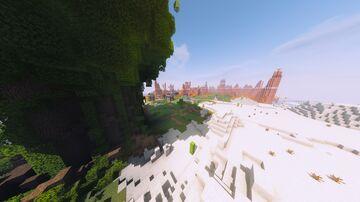 Minecraft_Odyssey Minecraft Map & Project