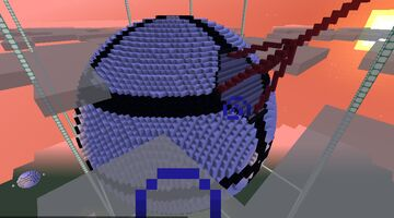 death star outer part Minecraft Map & Project