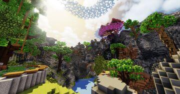 Hub Map Minecraft Map & Project