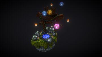 Altar portal (Vertical) -- Portal 008 [Free Download] Minecraft Map & Project