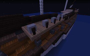 Galatea Minecraft Map & Project