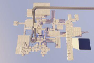 SITE 38 ((READ DESCRIPTION)) Minecraft Map & Project