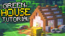 Greenhouse Tutorial Minecraft Map & Project