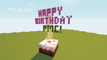 Happy Birthday Planet Minecraft! Minecraft Map & Project