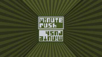 Minute Rush Minecraft Map & Project