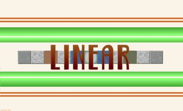 Linear Minecraft Map & Project