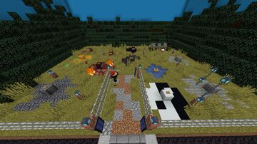 Survive Minigame Map Minecraft Map & Project