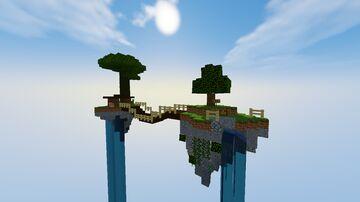 Skyblock 2 ISLAND Minecraft Map & Project