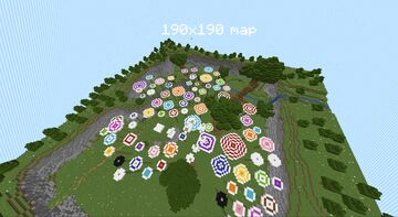 Flower FFA [1.16+] Minecraft Map & Project