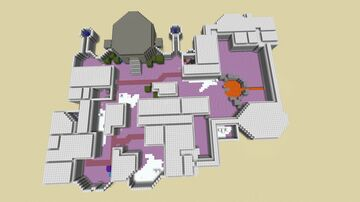 Among us Polus map (My Among us mod and security craft 1.14.4 required) V.1.0.3 Minecraft Map & Project