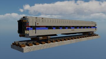 Amfleet I Coach Minecraft Map & Project