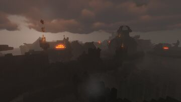 Ruins of Port Veranis Minecraft Map & Project