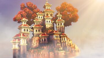 Autumnal Island Minecraft Map & Project