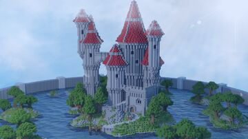 AuthLobby medieval theme  -  read the description Minecraft Map & Project