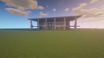 Plateau Palace Minecraft Map & Project