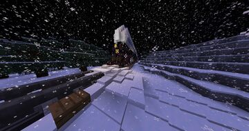 Polar Express Showcase. Minecraft Map & Project