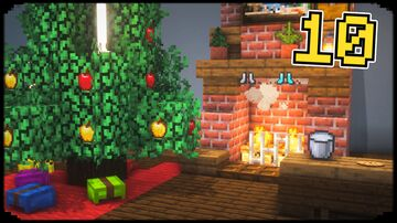 10 Christmas Build Ideas Minecraft Map & Project