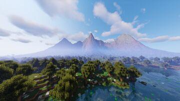 Swamp Island Minecraft Map & Project