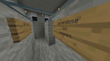 Lope de Vega: Los Ratones Minecraft Map & Project
