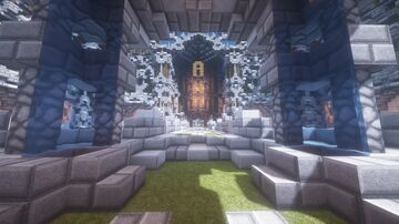 ★ Prison Spawn [Free Download Now!] ★ Minecraft Map & Project