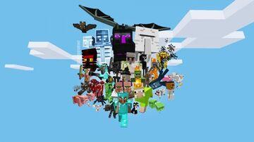 the wool farm i forgot Minecraft Map & Project