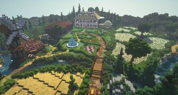 Escape the Plantation (With Download) Minecraft Map & Project