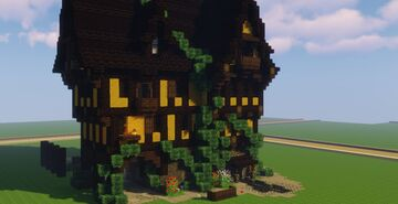 The Zitron Tavern by OlivierPanda Minecraft Map & Project