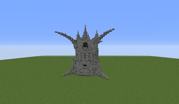 Orc Tower Minecraft Map & Project