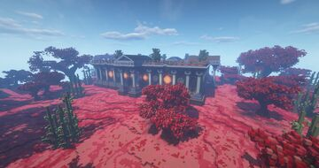 ⇒Spawn Nether 186x186 +warzone included [DOWNLOAD]⇐ Minecraft Map & Project