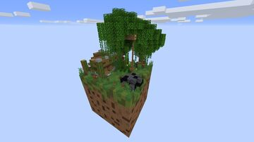 ONE BLOCK SKYBLOCK Minecraft Map & Project