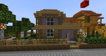 Beach House 2 Minecraft Map & Project