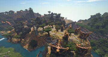 The Elder Scrolls - Arenthia Minecraft Map & Project