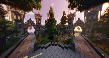 Map Factions [ 2020 ] SCHEMATIC FILE [ By Fluxi3 ] Minecraft Map & Project