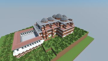 Basilica of St John at Euphesus Minecraft Map & Project