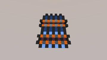 Compact Cobble/Basalt Generator Minecraft Map & Project