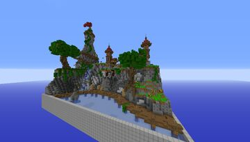 Port cliff | Plots - 12 Minecraft Map & Project