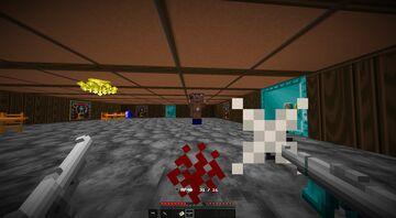 WOLFENSTEIN 3D - One Block Minecraft Map & Project